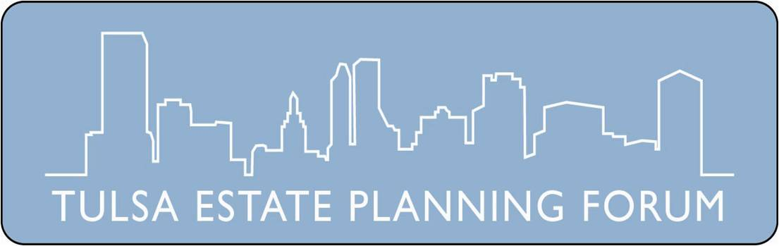 Tulsa Estate Planning Forum